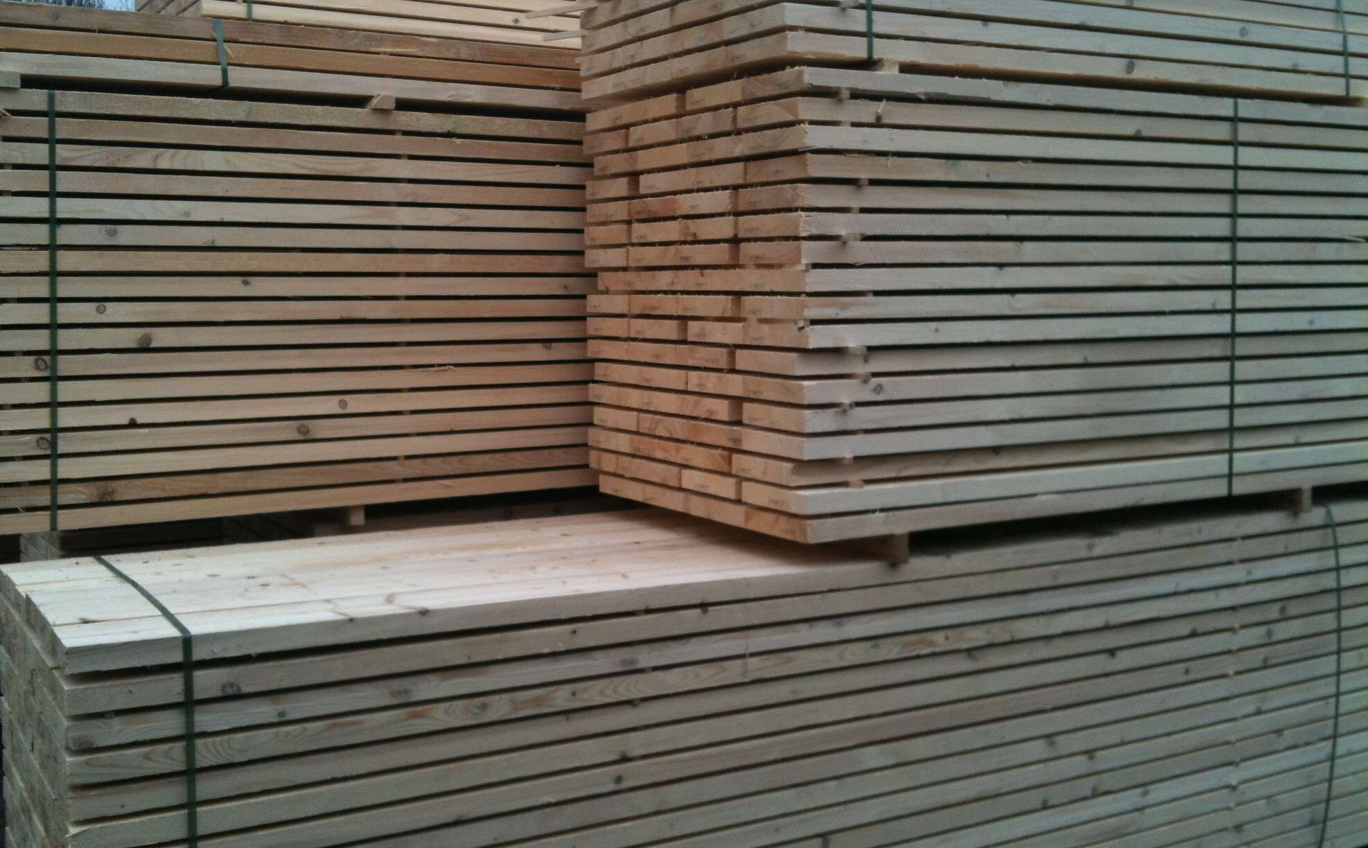 Sawn Timber Carcassing